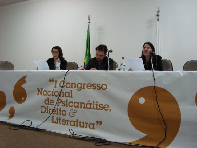 Maria Elisa Campos, Pedro Castilho e Márcia Rosa