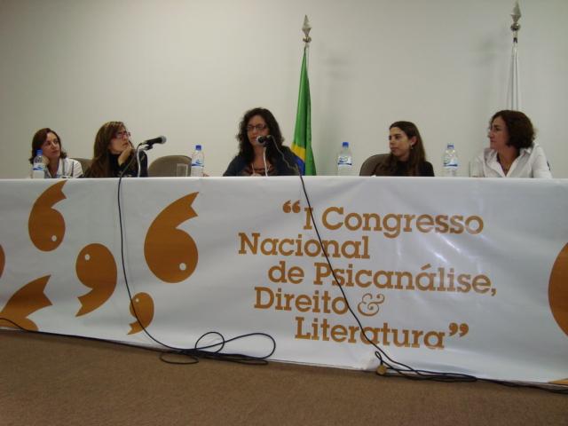 Nádia Laguárdia, Andréa Guerra, Liliane Camargos, Cristina Pinelli