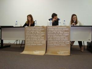 Marília Arreguy, Pedro Castilho, Izabel Massara