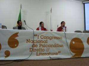 Domingos da Costa, Liliane Camargos, Arthur Ferreira