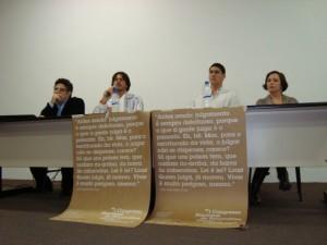 Douglas Alves Jr., Guilherme Rocha, Romina Gomes