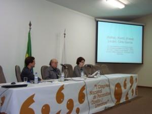 Fábio Belo, Célio Garcia, Jeanine Nicolazzi